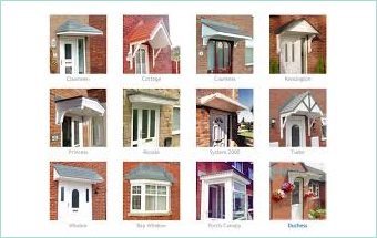 UPVC Canopies