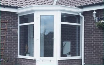GRP Porch Roofs
